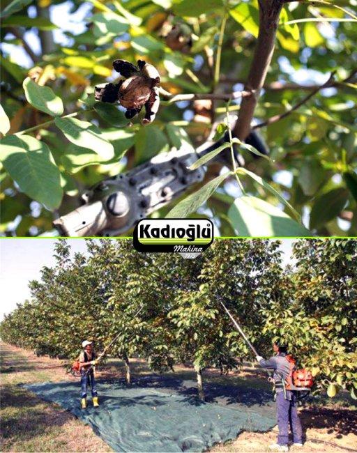 Emr400 Olive Harvester | Kadioglu Machinery