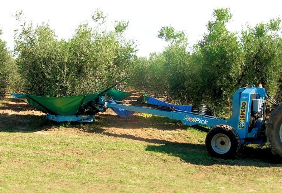 Spedo Tree Shaker   Kadioglu Machinery